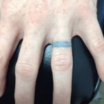 Tatovering på finger