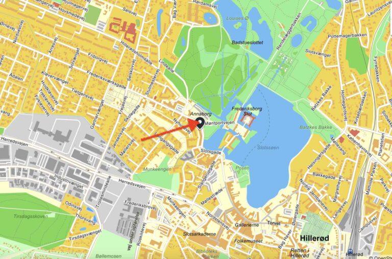 Kort til newlaser